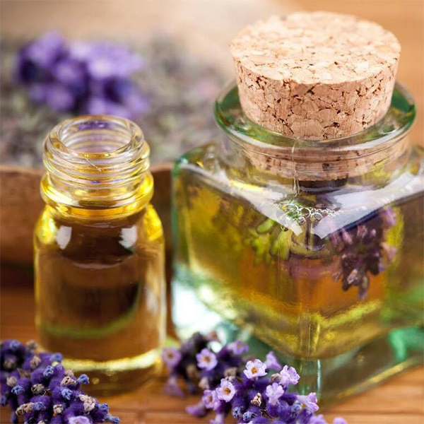 Aromatherapie behandling